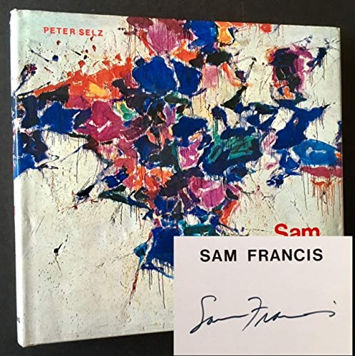 Sam Francis (0810902656) by Peter Howard Selz