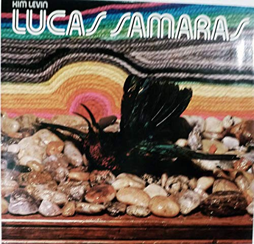 Lucas Samaras (signed by artist): Samaras, Lucas and