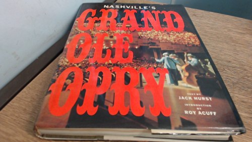9780810902688: Nashville's Grand Ole Opry