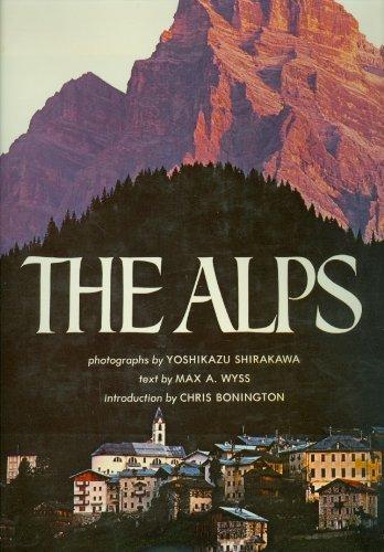 9780810902725: The Alps: Photographs
