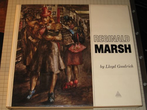 9780810902800: Reginald Marsh