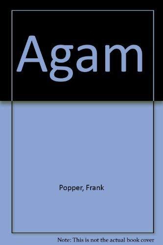 Agam: Agam) Popper, Frank