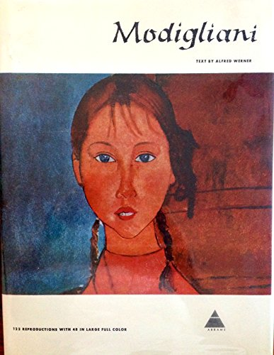9780810903234: Amedeo Modigliani (Library of Great Painters)