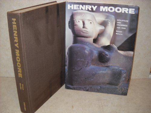 9780810903326: Henry Moore; sculpture and drawings, 1921-1969