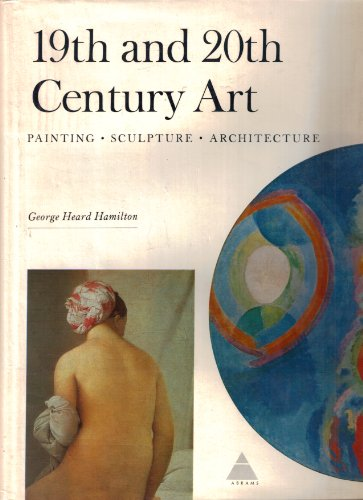 9780810903463: 19th and 20th Century Art (Library of Art History)