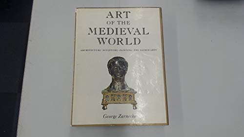 9780810903616: Art of the Medieval World, Architecture, Sculpture, Painting, the Sacred Arts (Library of Art History)