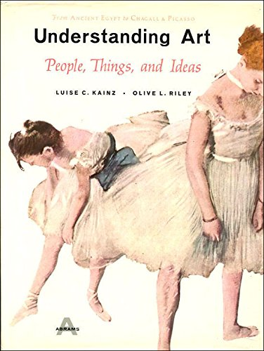 Understanding Art: People, Things and Ideas: Kainz, Luise C.;