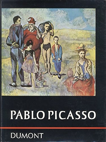 9780810903685: Pablo Picasso (Library of Great Painters)