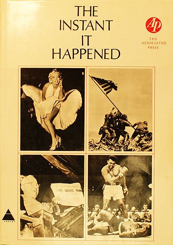 The Instant it Happened: Hal Buell (Editor),