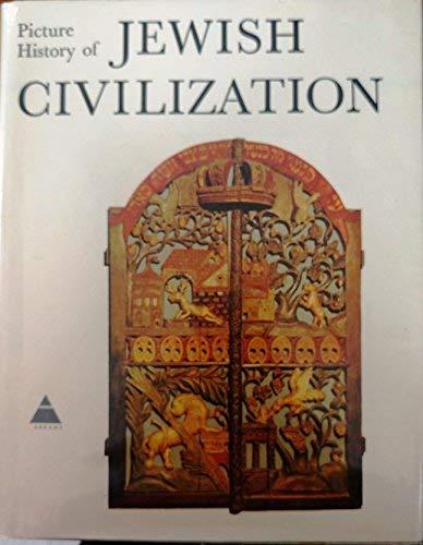 9780810904002: Picture History of Jewish Civilization