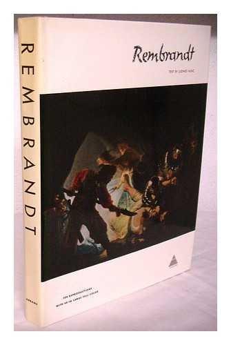Rembrandt Harmensz Van Rijn: Rembrandt: Munz, Ludwig;Haak, Bob