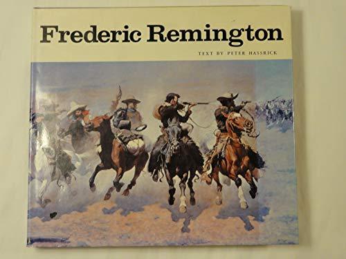 9780810904446: Frederic Remington