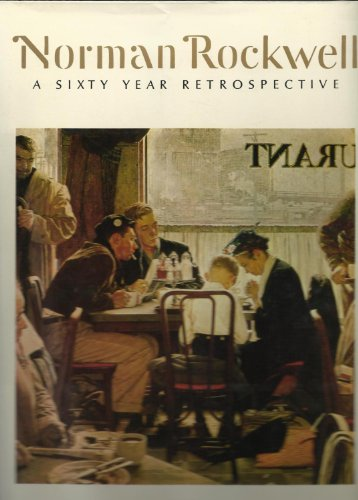 9780810904569: Norman Rockwell: A Sixty Year Retrospective.