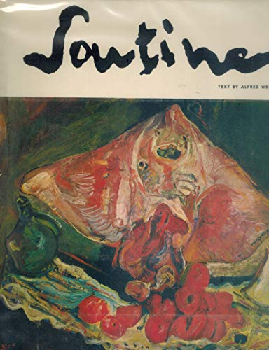 9780810904682: Chaim Soutine (The Library of great painters)