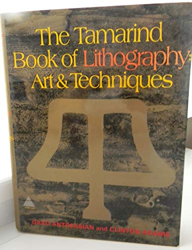 9780810904965: Tamarind Lithography Resource Book