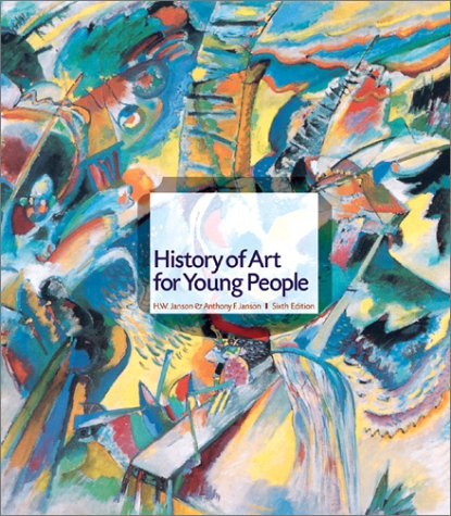 9780810905115: History of Art for Young People