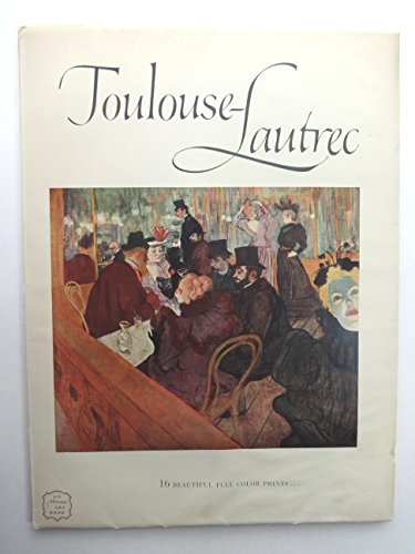 9780810905122: Toulouse-Lautrec (Library of Great Painters)