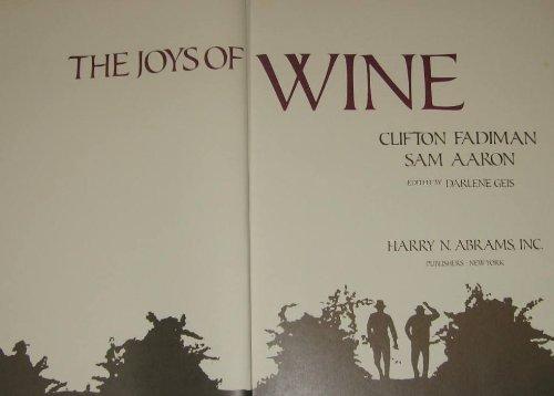 9780810905450: The Joys of Wine