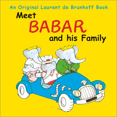 9780810905559: Meet Babar and His Family
