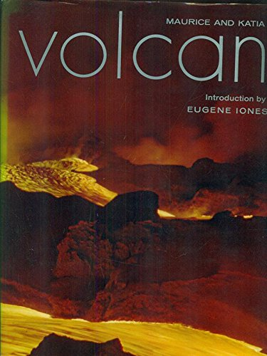 9780810905573: Volcano