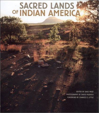 9780810906037: Sacred Lands of Indian America