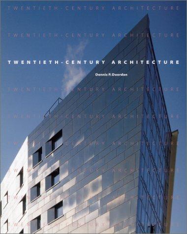 9780810906051: 20th Century Architecture (Trade Version)