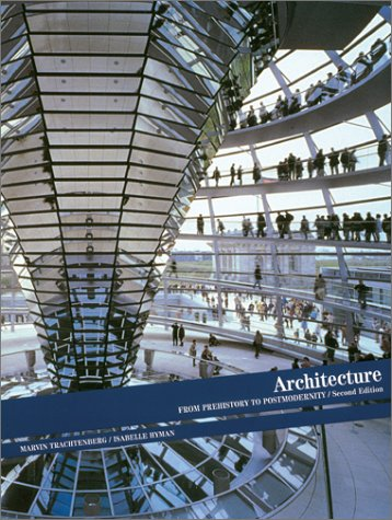 9780810906075: Architecture: From Pre-history to Postmodernity