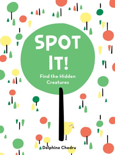 9780810906327: Spot It!: Find the Hidden Creatures