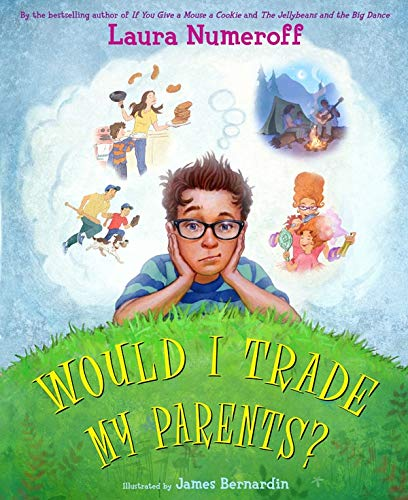 9780810906372: Would I Trade My Parents?