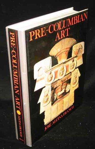 PRE-COLUMBIAN ART.: Jose Alcina Franch.