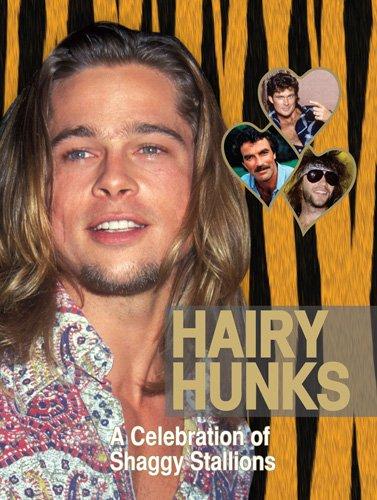 9780810906464: Hairy Hunks: A Celebration of Shaggy Stallions