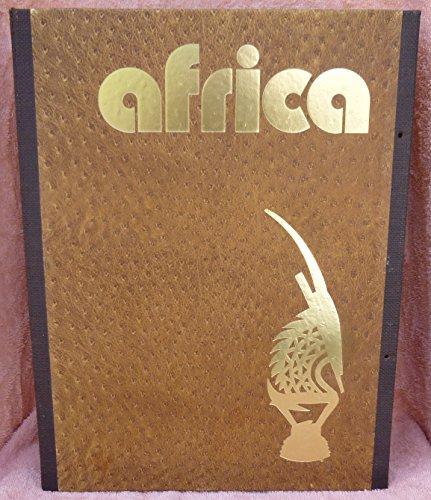 AFRICA: Blum Dieter & Gisela Brown