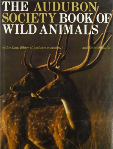 9780810906709: The Audubon Society Book of Wild Animals