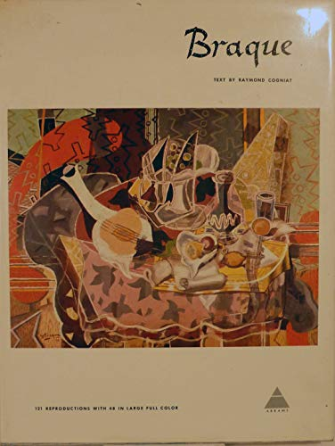 Georges Braque (English and French Edition): Cogniat, Raymond