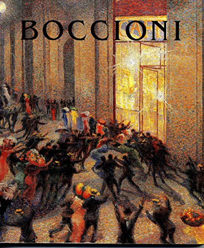 9780810907218: Umberto Boccioni