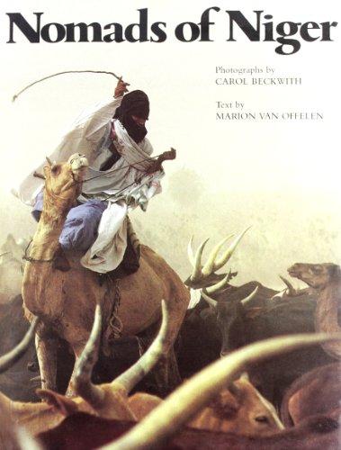 Nomads of Niger: Beckwith, Carol