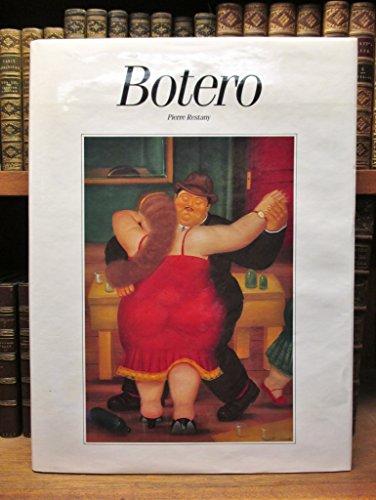 BOTERO: Botero, Fernando). Restany,