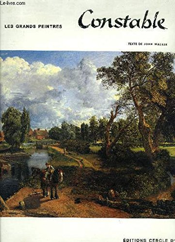 9780810907522: Constable (Library of Great Painters)