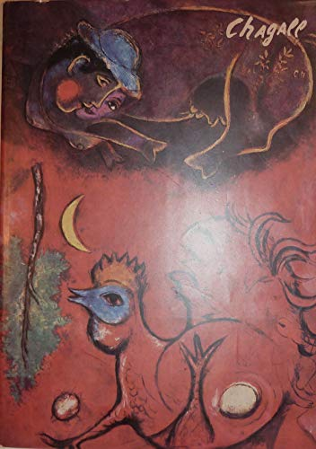 Marc Chagall: Gouaches, Drawings, Watercolours / Watercolors: Haftmann, Werner (Robert Erich Wolf ...