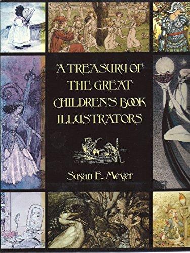 9780810907829: Treasury of the Great Children's Book Illustrators