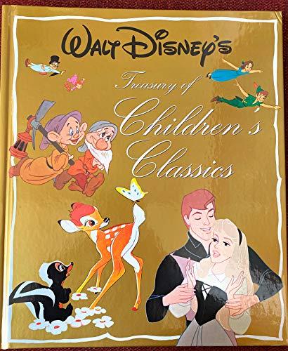 Walt Disney's Treasury of Children's Classics: Walt Disney