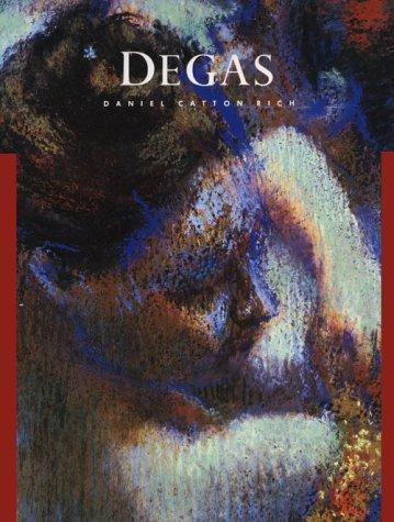 Degas (Masters of Art) Rich, Daniel Catton