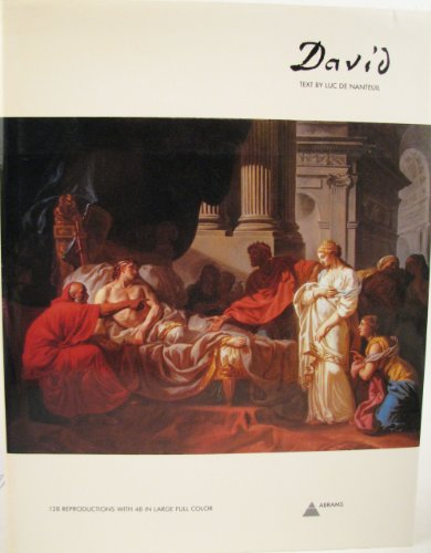 9780810908338: David (Library of Great Painters)