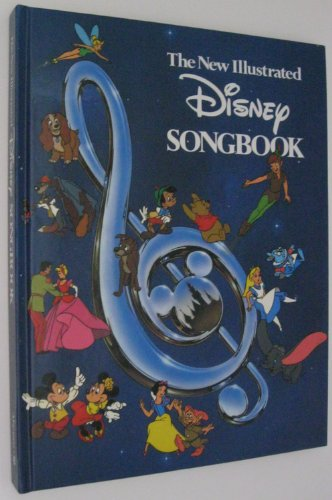 The New Illustrated Disney Songbook.: Walt Disney Productions.