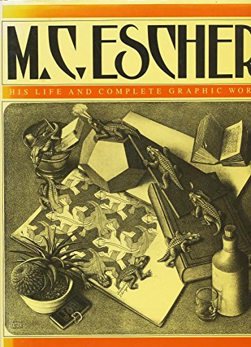 9780810908581: Title: MC Escher His Life and Complete Graphic Work With