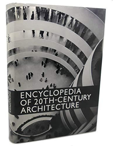 Encyclopedia of 20th-Century Architecture: Magnago Lampugnani, Vittorio,