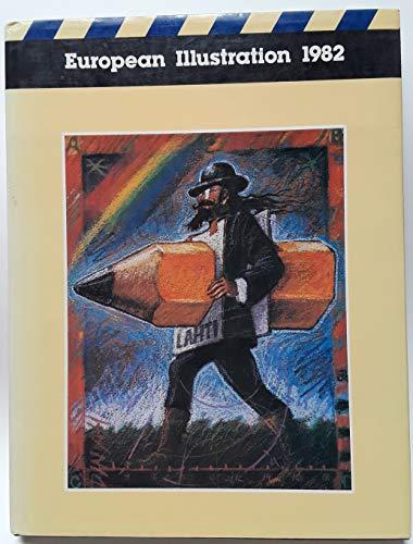 European Illustration 1982: Booth-Clibborn, Edward