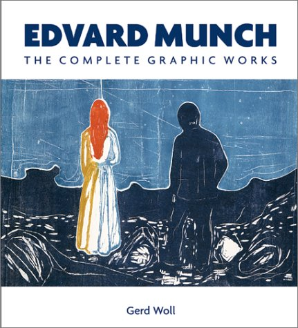 9780810908741: Edvard Munch: The Complete Graphic Works