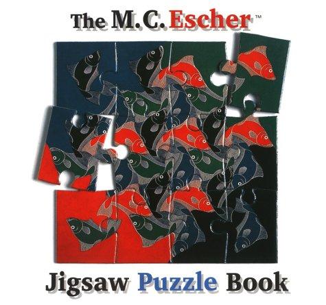 9780810908802: The M.C. Escher Jigsaw Puzzle Book