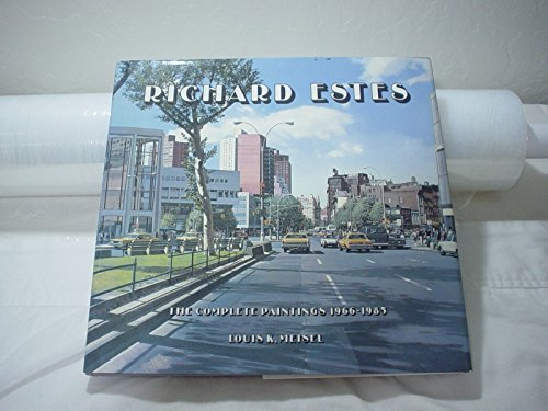 9780810908819: Richard Estes: The Complete Paintings, 1966-85